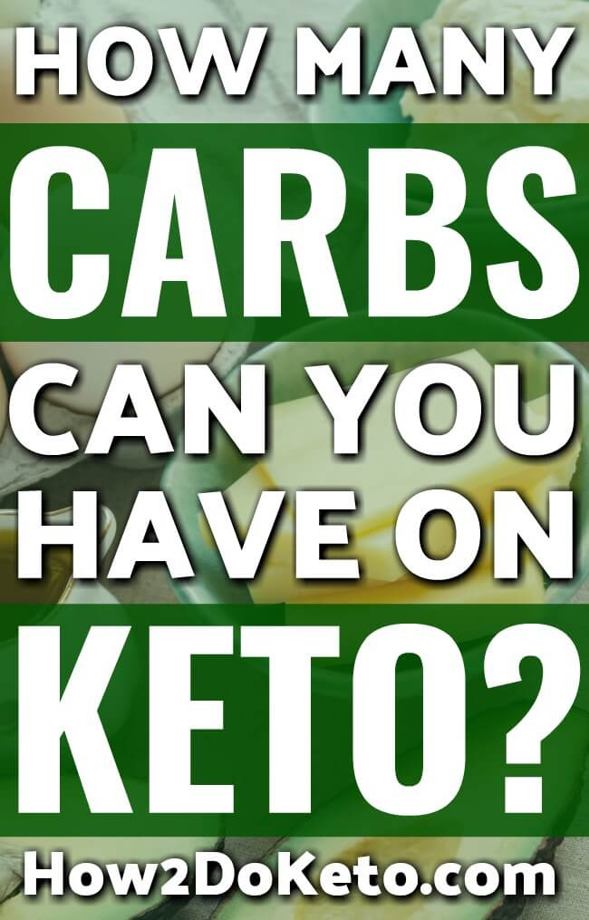 Carb counting simplified. How many carbs are considered low carb, how many carbs can you eat on keto, and what is the difference between total carbs and net carbs