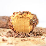 These Keto Peanut Butter Cream Cheese Fat Bombs are so rich and decadent, and only 4 grams net carbs each!