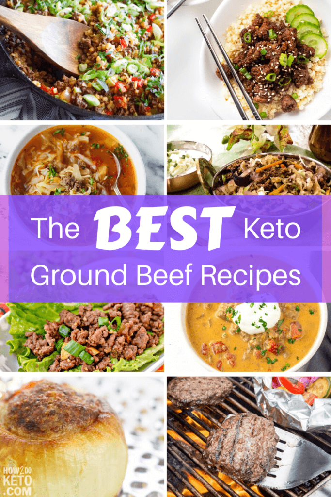 The Best Keto Ground Beef Recipes