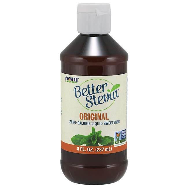 liquid stevia sweetener