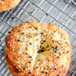 These Keto Bagel Breakfast Sandwiches are the perfect way to start your day! Plus, this recipe for Keto Bagels will blow your mind!