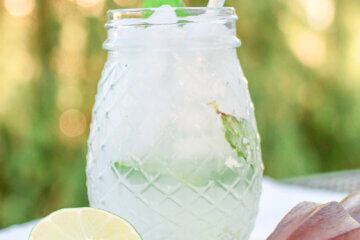 Get your keto mojito fix with our delicious Keto Coconut Mojito recipe!