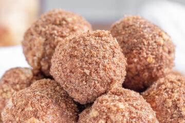 These Keto Churro Fat Bombs are full of all the great churro flavors, without the fried dough!