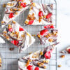 Our delicious Keto Strawberry Chocolate Walnut Cheesecake Frozen Bark is the perfect dessert to class up any meal!