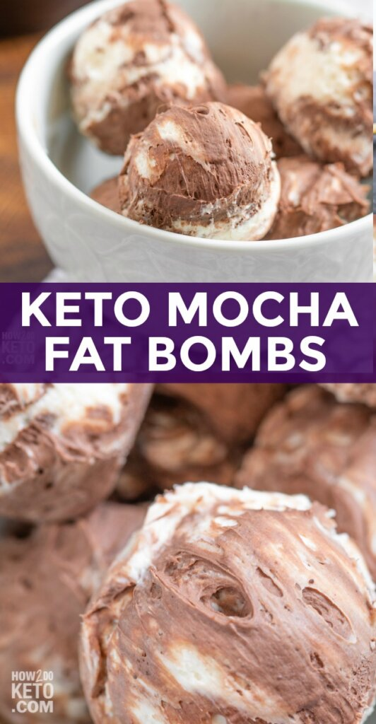 Made with real espresso and lots of good fats, these keto chocolate coffee fat bombs are delicious fuel to keep your body in fat-burning mode!
