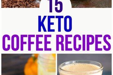 keto coffee recipes