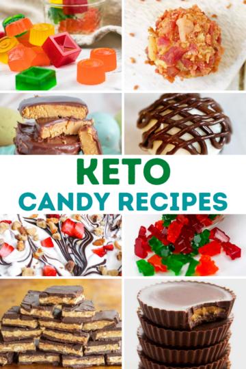 homemade Keto Candy Recipes