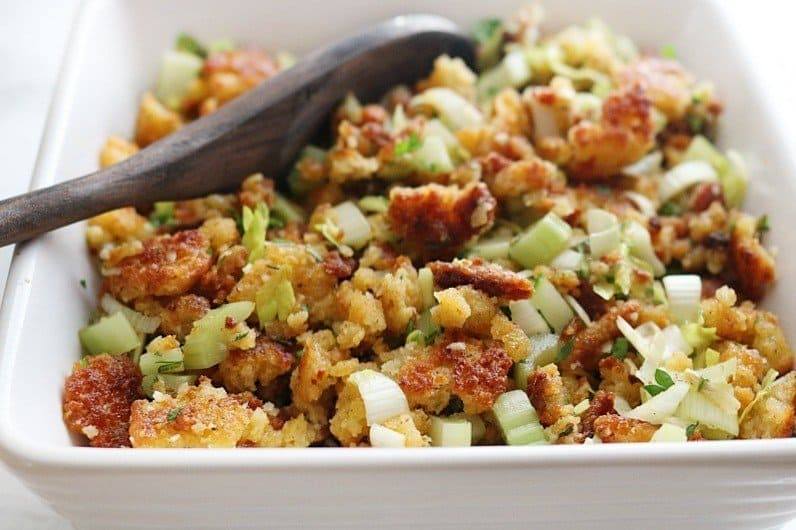 keto stuffing with celery